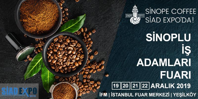 Sinop Kahve Siad Fuarı