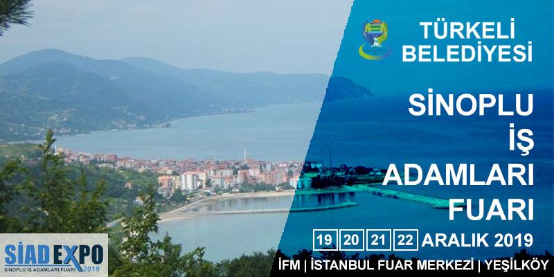 Türkeli Belediyesi Siad Fuarı