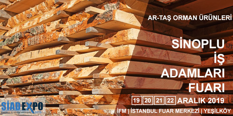 Ar-Taş Orman Ürünleri Siad Fuarı