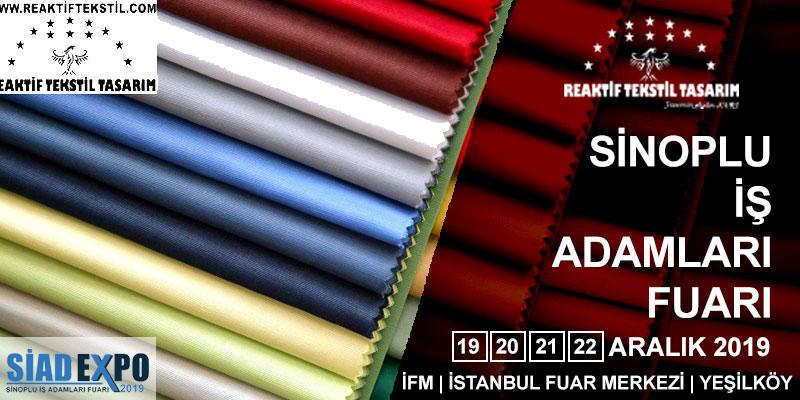 Reaktif Tekstil Siad Fuarı