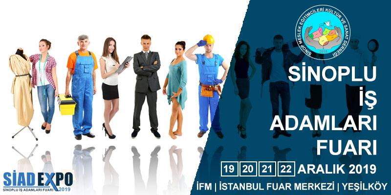 Sinop Meslek Eğitimciler Kültür ve Sanat Derneği Siad Fuarı