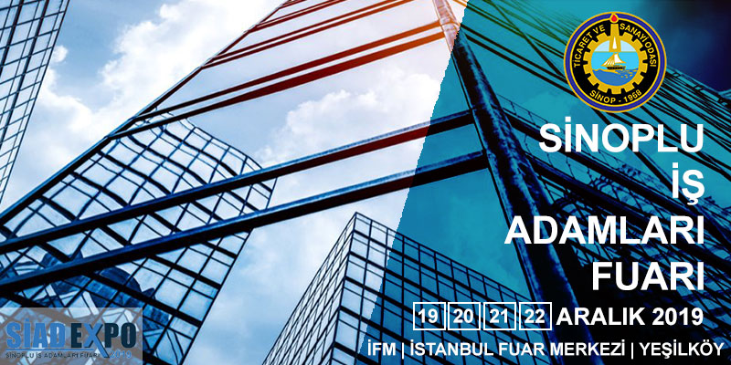 Sinop Ticaret Ve Sanayi Odası Siad Fuarı