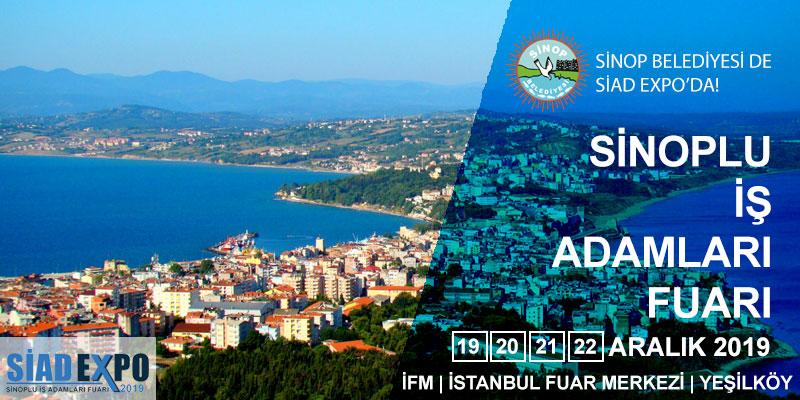 Sinop Belediyesi Siad Fuarı