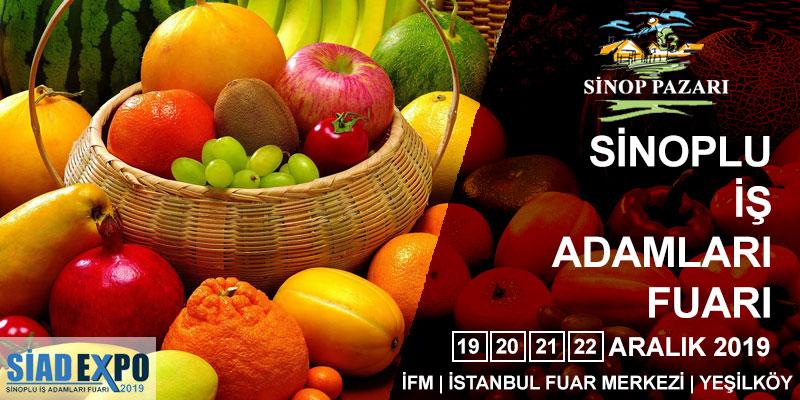 Sinop Pazarı Siad Fuarı